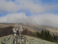 Buzludja monument
