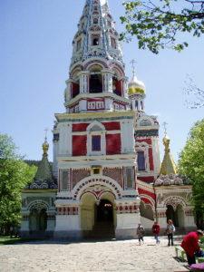 Russian church at Shipka