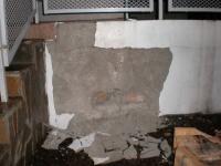 poor building work in Bulgaria