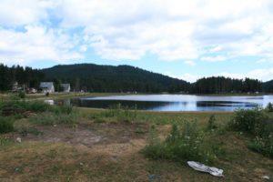 Shiroka Polyana Lake
