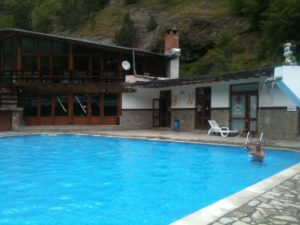 Devin mineral spa pools