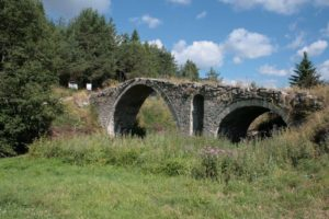 Typical Rhodope Stone Bridge